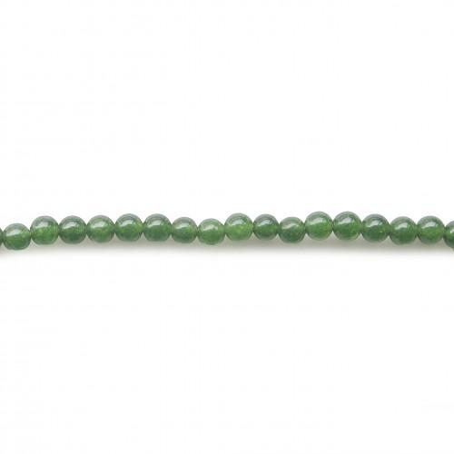 Abalorio Ágata verde