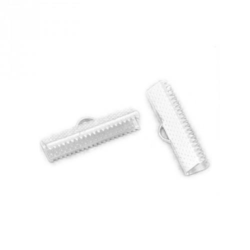 Terminal dentado 20mm