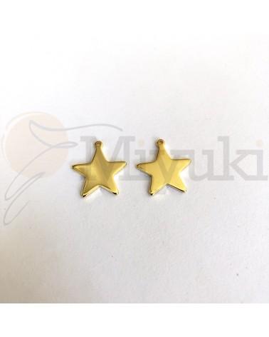 Estrella acero 18mm