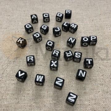 Cuentas letras y figuras